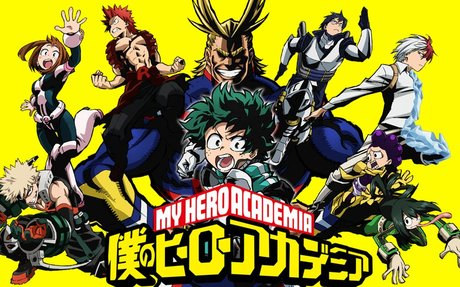 A breathtaking Anime