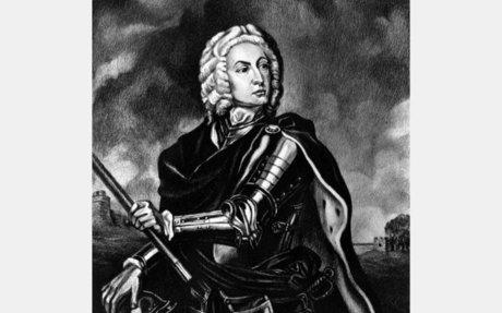 James Oglethorpe (1696-1785)