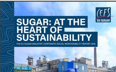Corporate Social Responsibility of EU Sugar focuses on sustainability