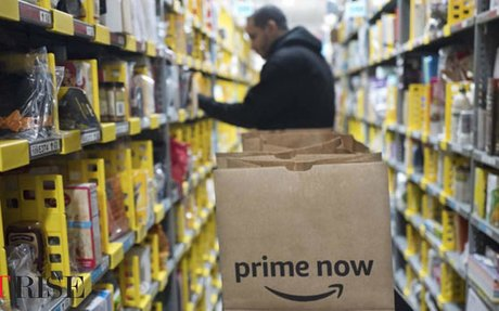 Amazon wages in step with rivals in India