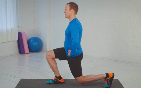 Achy knees? Here's one move that may surprise you