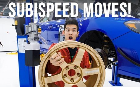Subispeed Moves & New Exclusive Wheel Fitment Available!