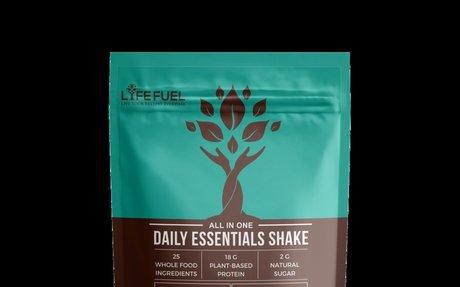 plant based chocolate protein powder