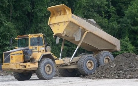 OEC Rentals - Pittsburgh Dump Truck Rental