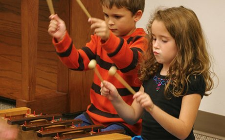 Study: Two Years of Music Education Improves Reading, Speech