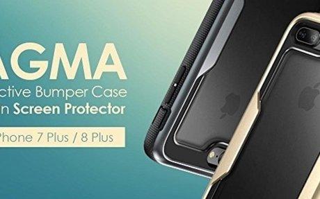 Amazon.com: iPhone 8 Plus Case, iPhone 7 Plus case, i-Blason [Heavy Duty Protection] [Magm