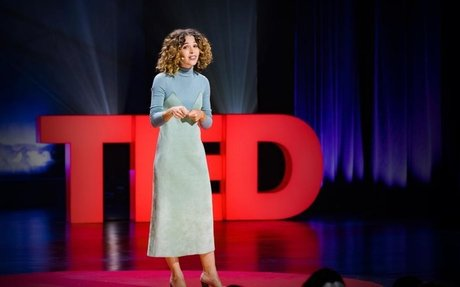 Cleo Wade: Want to change the world? Start by being brave enough to care