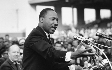 2. Martin Luther King Jr.