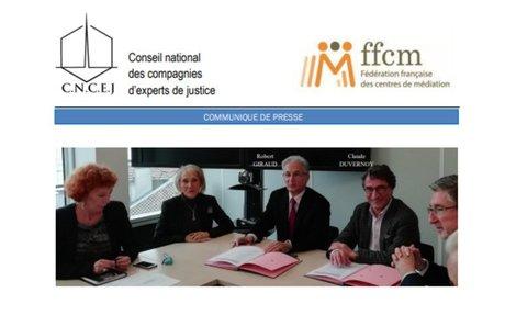 COMMUNIQUE DE PRESSE : CONVENTION DE PARTENARIAT CNCEJ – FFCM.