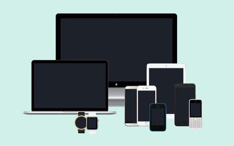 Facebook Design — Devices