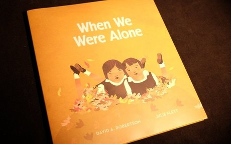 New book aims to teach children about painful history of residential schools