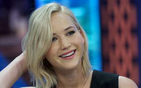 Jennifer Lawrence is my favorite actor