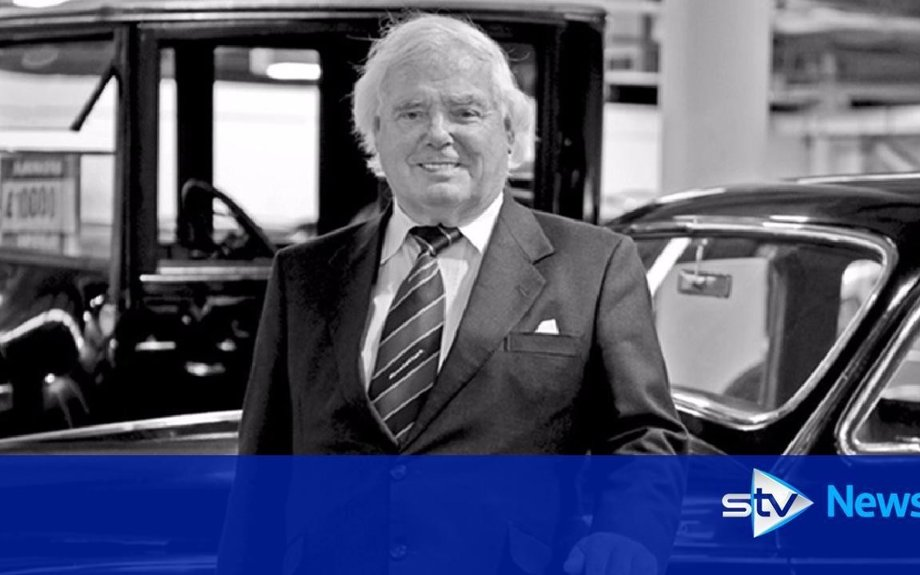 Billionaire car dealer Sir Arnold Clark dies at 89