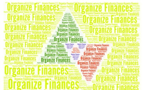 Organize Finances Support Groups