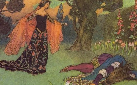 The Dark Morality of Fairy-Tale Animal Brides