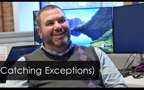Mark Stiles - Catching Exceptions  with Pete Navarra - Sitecore User Group: EXM