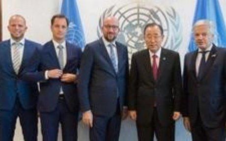 Bruxelles accueillera une conférence sur la médiation entre parties en conflit en 2017