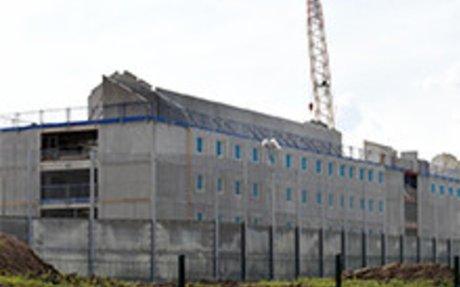 Prison building plans unaffordable