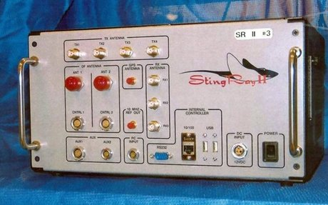 APNewsBreak: US suspects cellphone spying devices in DC