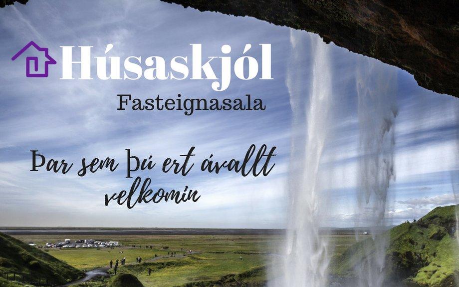 Heimasíða / Homepage