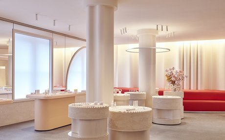 BRAND HIGHLIGHTS // Glossier to transform NYC showroom into 1st flagship