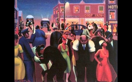 The Social Contributions of The Harlem Renaissance