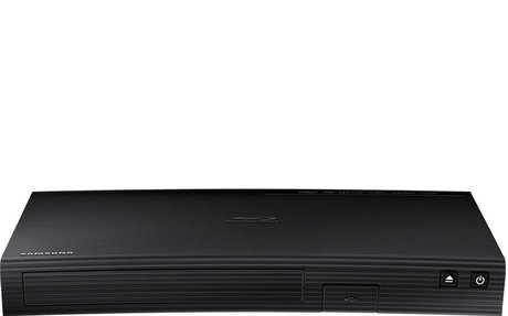 BRAND NEW Samsung BD-JM51 Blu-ray & DVD Player with Wired Streaming | $50.98