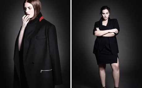 This New Minimalist Plus Size Line is EVERYTHING