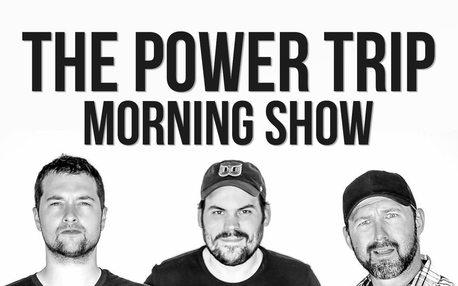 "Listen to the The Power Trip Episode - ""The Taint Band-Aid"" - Power Trip [FULL SHOW] on..."