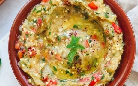 Easy Baba Ganoush