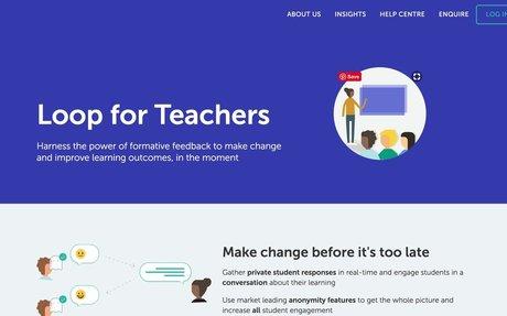 Loop for Teachers