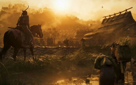 Red Dead Redemption the 'Number One Inspiration' for Ghost of Tsushima, Says Dev