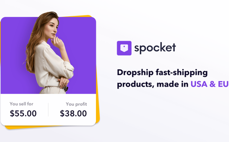 Dropshipping suppliers for best US/EU products | Spocket