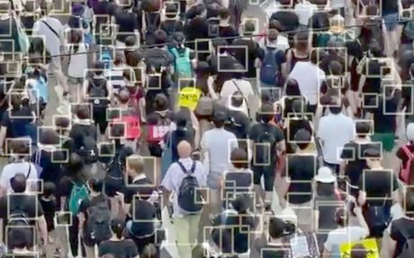 How AI Helped Improve Crowd Counting in Hong Kong Protests