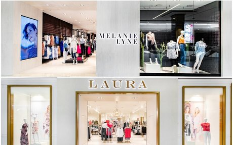 Laura Canada Revamps Stores, Expands Chains