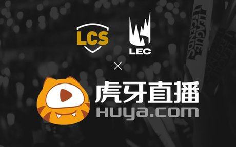 Huya Secures Chinese Broadcast Rights for LCS, LEC