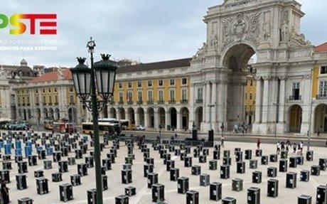 Em setembro: Protesto Técnicos de Eventos dia 8 de setembro no Porto