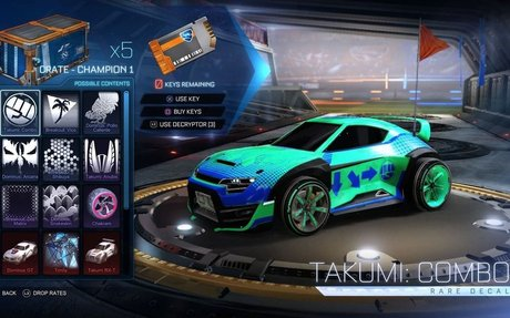 Video game 'loot boxes' are going away and it could crush Rocket League's black market