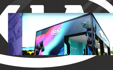 BRAND HIGHLIGHT // Kia Hosts Experiential Activations At Australian Open 2020