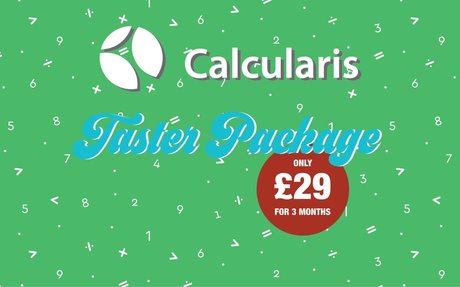 Calcularis Taster Package – Dybuster