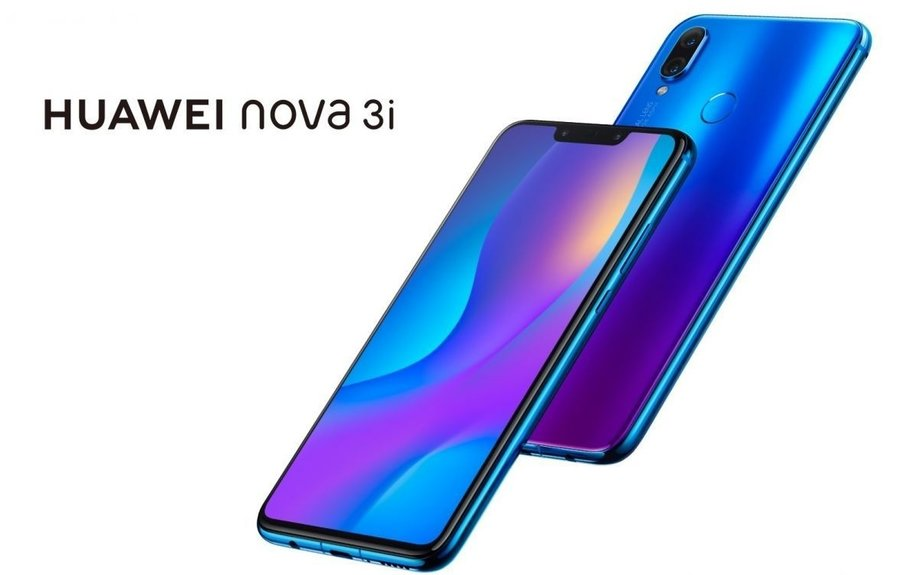 Huawei's mid-range Nova 3i is now up for pre-order Down Under