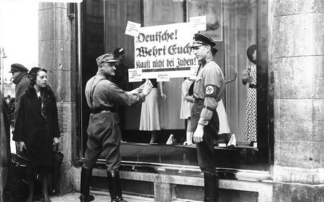 Nazi Germany 1933-1939: Early Stages of Persecution | My Jewish Learning