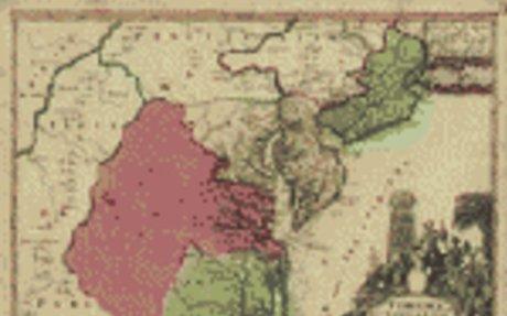 Establishing the Georgia Colony - American Memory Timeline
