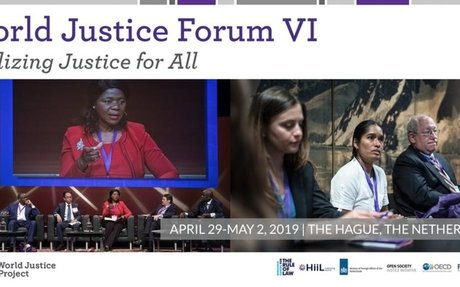 World Justice Forum VI