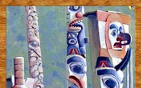Civilization.ca - The Haida - Haida art