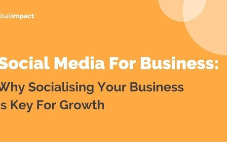 Social Media For Business: Why Socialising Your Business Is Key For Growth #SocialMedia