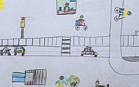 """Les ciutats s'han convertit en entorns """"hostils"""" per al joc dels nens"""