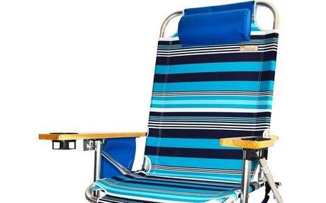 Copa Big Papa Heavy Duty Beach Chair Review - Best Heavy Duty Stuff