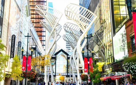 Canadian Retail Industry Sees Strong Gains in 2017: Report