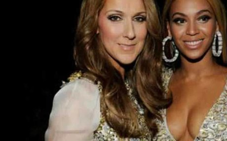 Celine Dion gives Beyonce advice for raising twins
